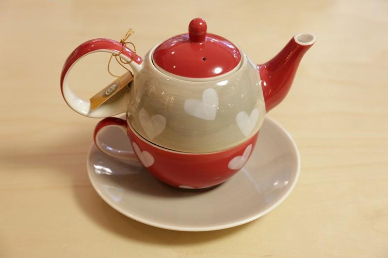 Tea-4-One – Corazon – 4 pièces